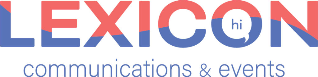 Lexicon Communications and Events Logo